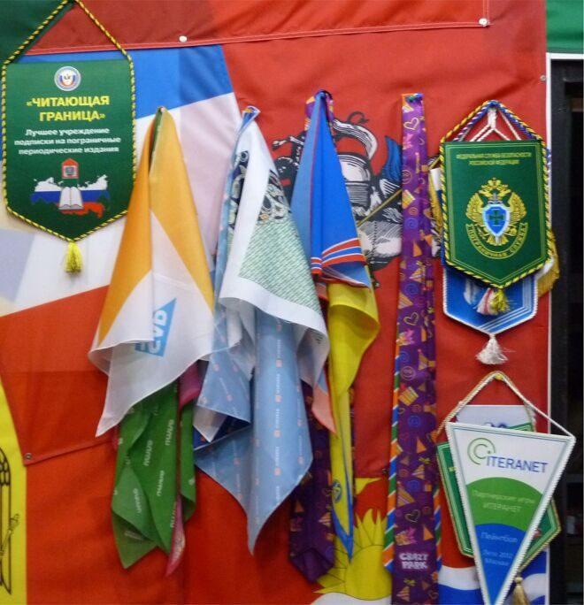 Изготовление флагов